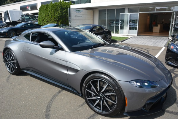 New 2019 Aston Martin Vantage for sale Sold at Aston Martin of Greenwich in Greenwich CT 06830 24