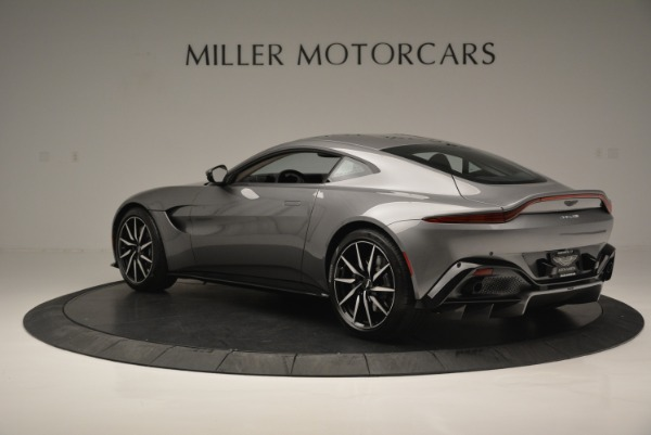 New 2019 Aston Martin Vantage for sale Sold at Aston Martin of Greenwich in Greenwich CT 06830 4