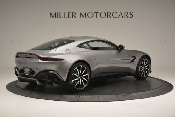New 2019 Aston Martin Vantage for sale Sold at Aston Martin of Greenwich in Greenwich CT 06830 8