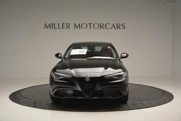 New 2018 Alfa Romeo Giulia Q4 for sale Sold at Aston Martin of Greenwich in Greenwich CT 06830 12