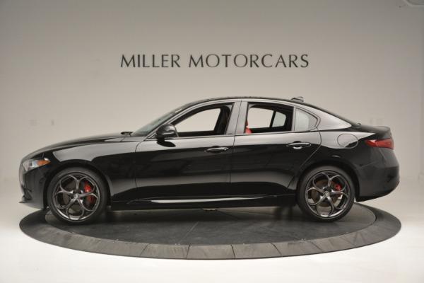 New 2018 Alfa Romeo Giulia Q4 for sale Sold at Aston Martin of Greenwich in Greenwich CT 06830 3