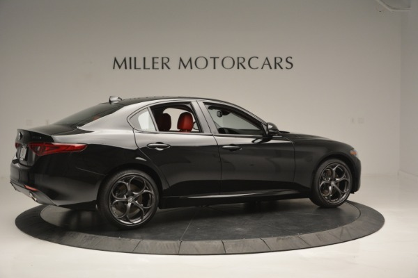 New 2018 Alfa Romeo Giulia Q4 for sale Sold at Aston Martin of Greenwich in Greenwich CT 06830 7