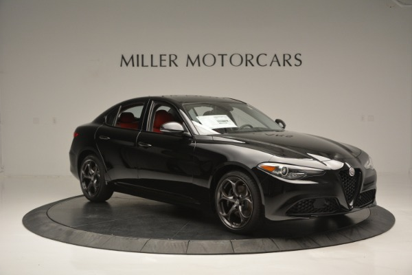 New 2018 Alfa Romeo Giulia Q4 for sale Sold at Aston Martin of Greenwich in Greenwich CT 06830 9