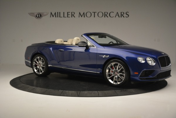 Used 2016 Bentley Continental GT V8 S for sale Sold at Aston Martin of Greenwich in Greenwich CT 06830 10