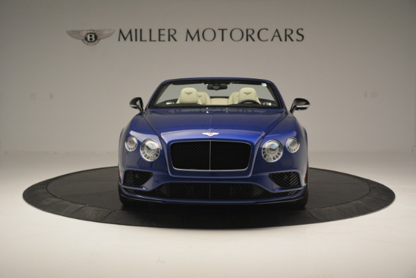 Used 2016 Bentley Continental GT V8 S for sale Sold at Aston Martin of Greenwich in Greenwich CT 06830 12