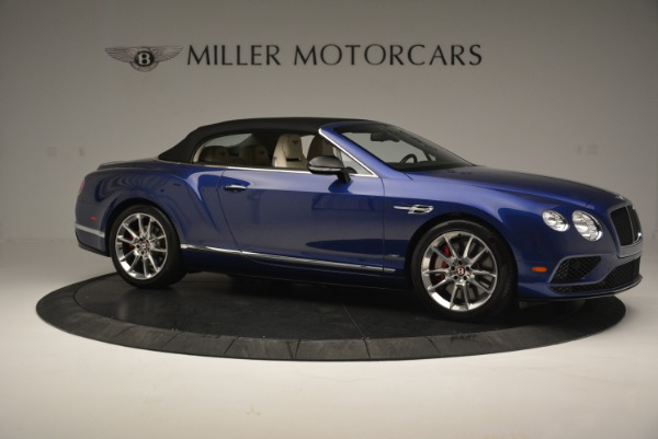 Used 2016 Bentley Continental GT V8 S for sale Sold at Aston Martin of Greenwich in Greenwich CT 06830 17