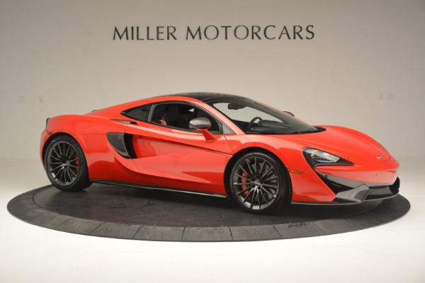 Used 2018 McLaren 570GT for sale Sold at Aston Martin of Greenwich in Greenwich CT 06830 10
