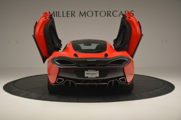 Used 2018 McLaren 570GT for sale Sold at Aston Martin of Greenwich in Greenwich CT 06830 16