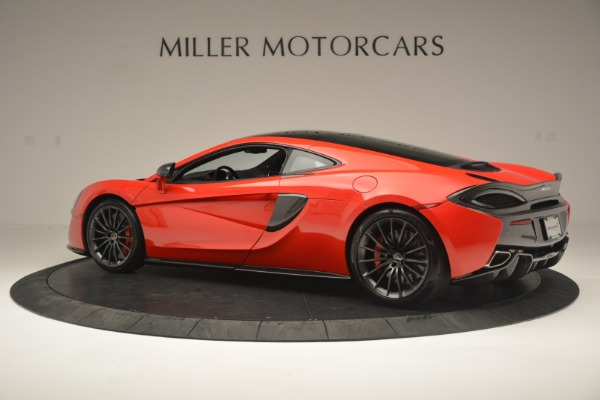 Used 2018 McLaren 570GT for sale Sold at Aston Martin of Greenwich in Greenwich CT 06830 4