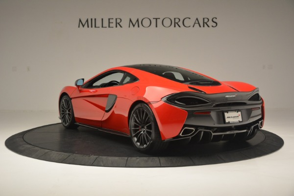 Used 2018 McLaren 570GT for sale Sold at Aston Martin of Greenwich in Greenwich CT 06830 5