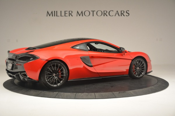 Used 2018 McLaren 570GT for sale Sold at Aston Martin of Greenwich in Greenwich CT 06830 8