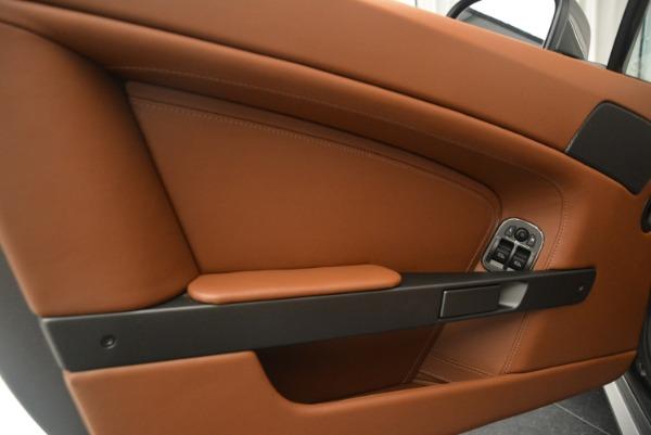 Used 2015 Aston Martin V8 Vantage Roadster for sale Sold at Aston Martin of Greenwich in Greenwich CT 06830 22