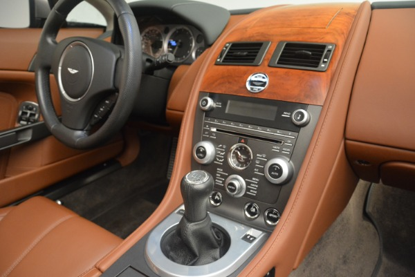 Used 2015 Aston Martin V8 Vantage Roadster for sale Sold at Aston Martin of Greenwich in Greenwich CT 06830 23