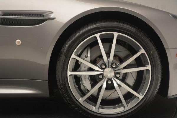 Used 2015 Aston Martin V8 Vantage Roadster for sale Sold at Aston Martin of Greenwich in Greenwich CT 06830 24