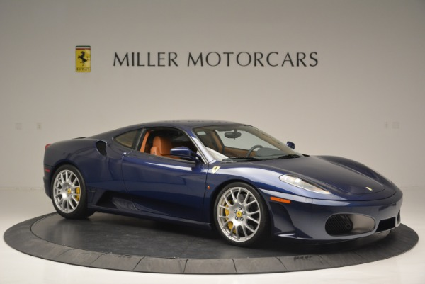 Used 2009 Ferrari F430 6-Speed Manual for sale Sold at Aston Martin of Greenwich in Greenwich CT 06830 10