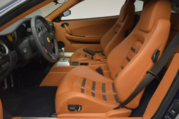 Used 2009 Ferrari F430 6-Speed Manual for sale Sold at Aston Martin of Greenwich in Greenwich CT 06830 15