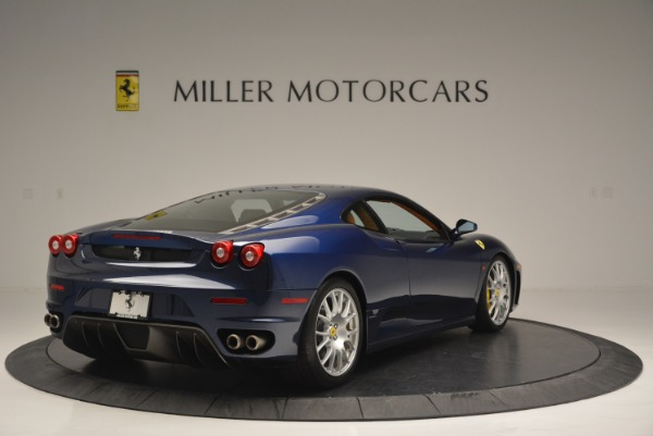 Used 2009 Ferrari F430 6-Speed Manual for sale Sold at Aston Martin of Greenwich in Greenwich CT 06830 7