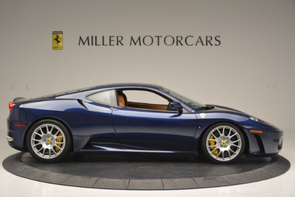 Used 2009 Ferrari F430 6-Speed Manual for sale Sold at Aston Martin of Greenwich in Greenwich CT 06830 9