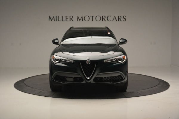 New 2018 Alfa Romeo Stelvio Ti Sport Q4 for sale Sold at Aston Martin of Greenwich in Greenwich CT 06830 13