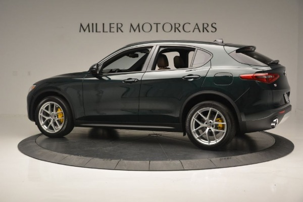 New 2018 Alfa Romeo Stelvio Ti Sport Q4 for sale Sold at Aston Martin of Greenwich in Greenwich CT 06830 5