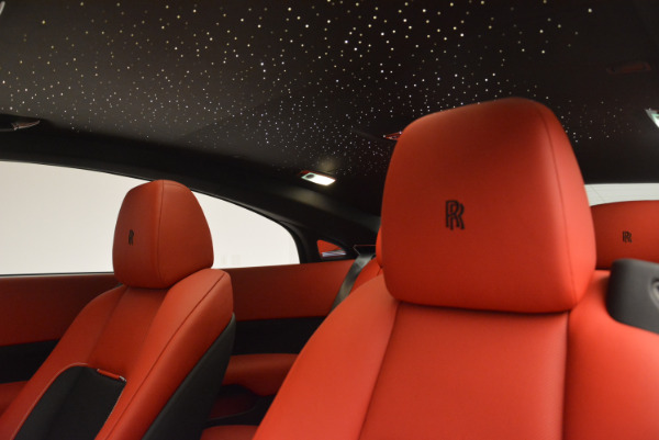New 2018 Rolls-Royce Wraith Black Badge for sale Sold at Aston Martin of Greenwich in Greenwich CT 06830 13