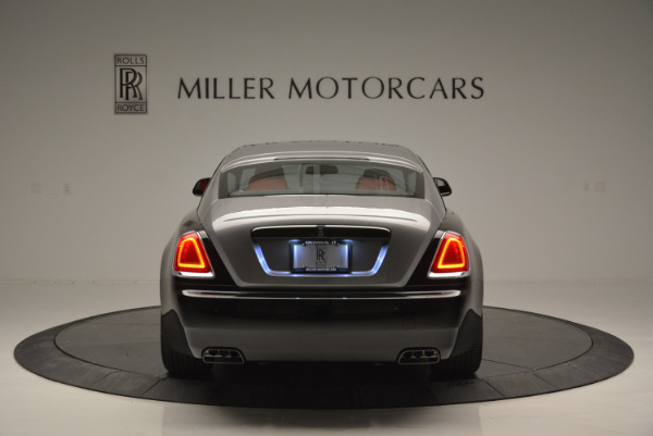 New 2018 Rolls-Royce Wraith Black Badge for sale Sold at Aston Martin of Greenwich in Greenwich CT 06830 4