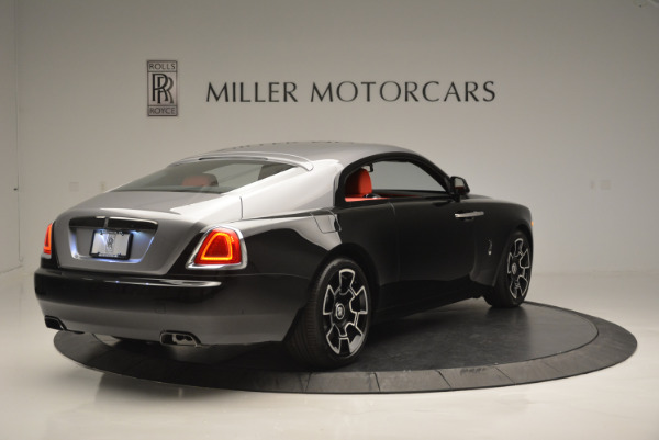 New 2018 Rolls-Royce Wraith Black Badge for sale Sold at Aston Martin of Greenwich in Greenwich CT 06830 5