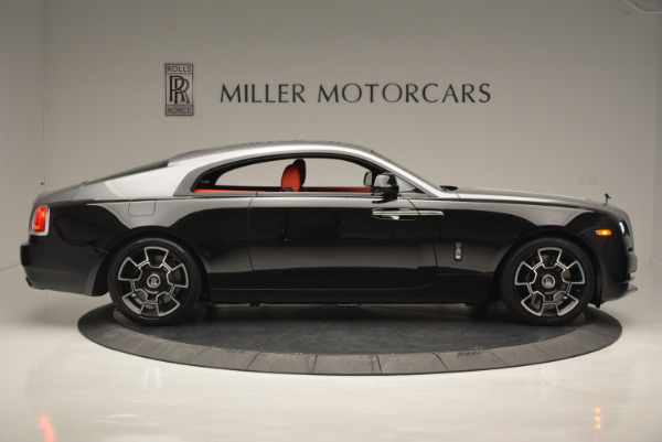 New 2018 Rolls-Royce Wraith Black Badge for sale Sold at Aston Martin of Greenwich in Greenwich CT 06830 6