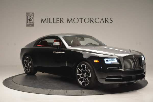 New 2018 Rolls-Royce Wraith Black Badge for sale Sold at Aston Martin of Greenwich in Greenwich CT 06830 7