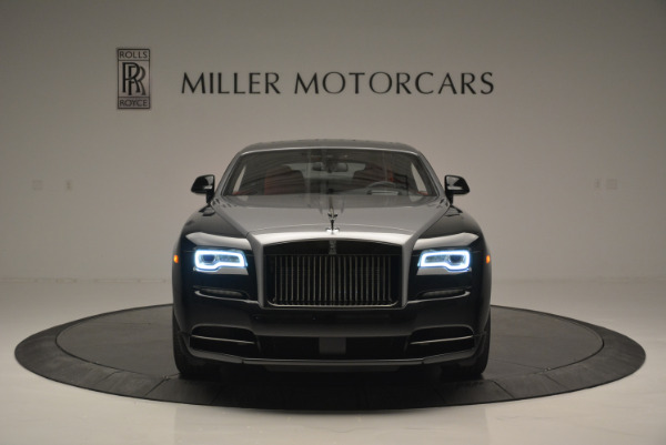 New 2018 Rolls-Royce Wraith Black Badge for sale Sold at Aston Martin of Greenwich in Greenwich CT 06830 8