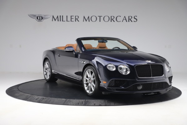 Used 2016 Bentley Continental GTC V8 S for sale Sold at Aston Martin of Greenwich in Greenwich CT 06830 12