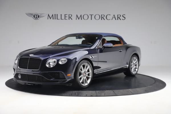 Used 2016 Bentley Continental GTC V8 S for sale Sold at Aston Martin of Greenwich in Greenwich CT 06830 13