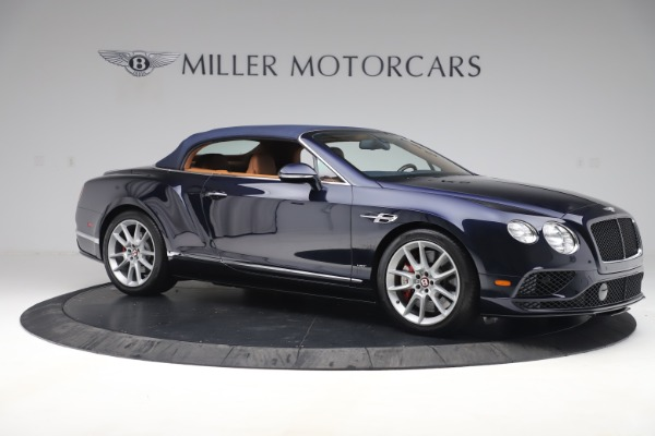 Used 2016 Bentley Continental GTC V8 S for sale Sold at Aston Martin of Greenwich in Greenwich CT 06830 18