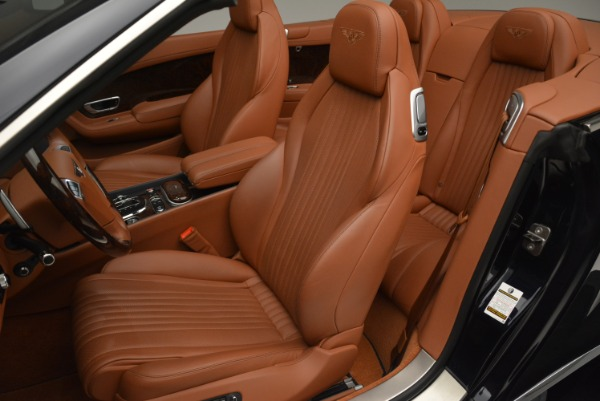 Used 2016 Bentley Continental GTC V8 S for sale Sold at Aston Martin of Greenwich in Greenwich CT 06830 23