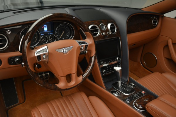 Used 2016 Bentley Continental GTC V8 S for sale Sold at Aston Martin of Greenwich in Greenwich CT 06830 25