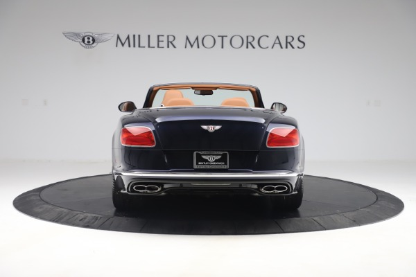 Used 2016 Bentley Continental GTC V8 S for sale Sold at Aston Martin of Greenwich in Greenwich CT 06830 6