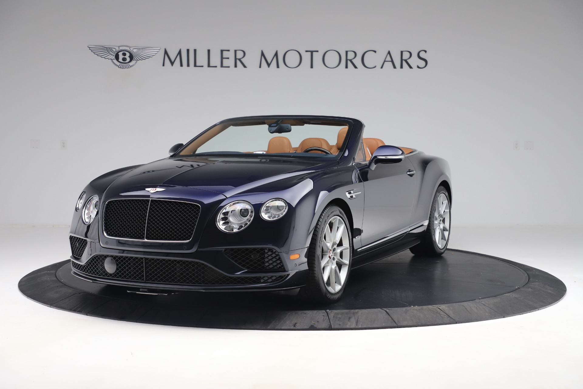 Used 2016 Bentley Continental GTC V8 S for sale Sold at Aston Martin of Greenwich in Greenwich CT 06830 1