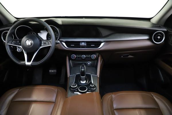 Used 2018 Alfa Romeo Stelvio Ti Q4 for sale $32,900 at Aston Martin of Greenwich in Greenwich CT 06830 16