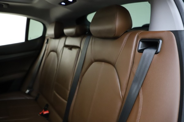 Used 2018 Alfa Romeo Stelvio Ti Q4 for sale $32,900 at Aston Martin of Greenwich in Greenwich CT 06830 18