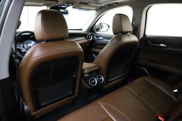 Used 2018 Alfa Romeo Stelvio Ti Q4 for sale $32,900 at Aston Martin of Greenwich in Greenwich CT 06830 20