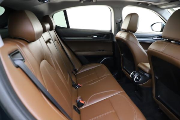 Used 2018 Alfa Romeo Stelvio Ti Q4 for sale $32,900 at Aston Martin of Greenwich in Greenwich CT 06830 27