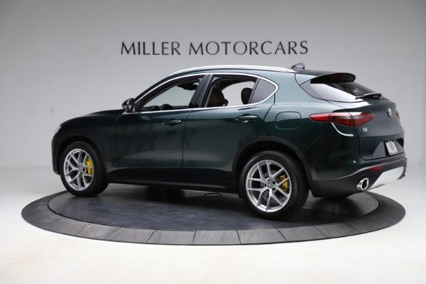 Used 2018 Alfa Romeo Stelvio Ti Q4 for sale $32,900 at Aston Martin of Greenwich in Greenwich CT 06830 4