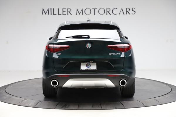 Used 2018 Alfa Romeo Stelvio Ti Q4 for sale $32,900 at Aston Martin of Greenwich in Greenwich CT 06830 6