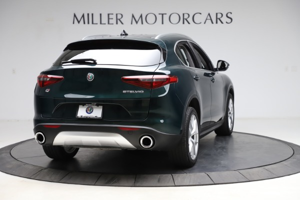 Used 2018 Alfa Romeo Stelvio Ti Q4 for sale $32,900 at Aston Martin of Greenwich in Greenwich CT 06830 7