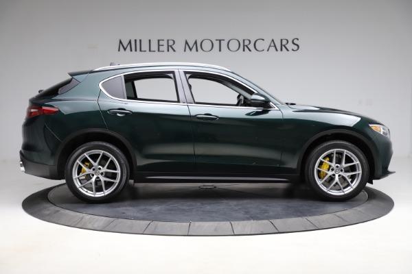 Used 2018 Alfa Romeo Stelvio Ti Q4 for sale $32,900 at Aston Martin of Greenwich in Greenwich CT 06830 9