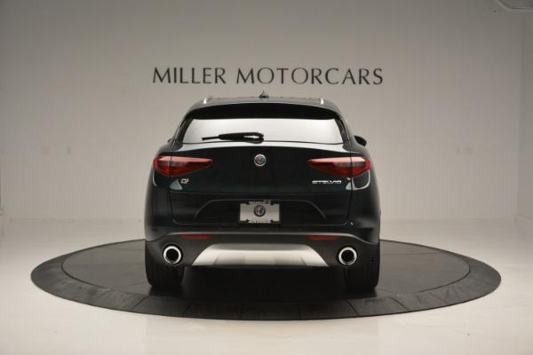 New 2018 Alfa Romeo Stelvio Ti Lusso Q4 for sale Sold at Aston Martin of Greenwich in Greenwich CT 06830 6