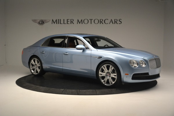 New 2018 Bentley Flying Spur V8 for sale Sold at Aston Martin of Greenwich in Greenwich CT 06830 10