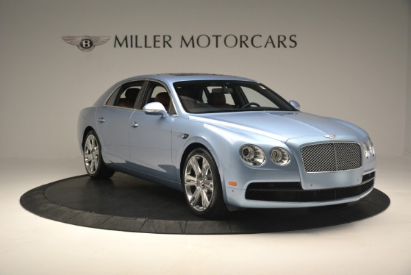 New 2018 Bentley Flying Spur V8 for sale Sold at Aston Martin of Greenwich in Greenwich CT 06830 11