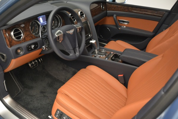 New 2018 Bentley Flying Spur V8 for sale Sold at Aston Martin of Greenwich in Greenwich CT 06830 15