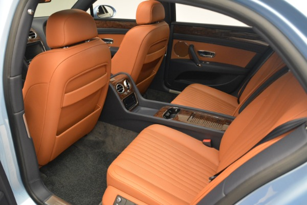 New 2018 Bentley Flying Spur V8 for sale Sold at Aston Martin of Greenwich in Greenwich CT 06830 18